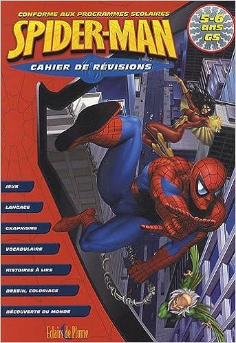 Lire Cahier de Révision Spiderman Gs pdf