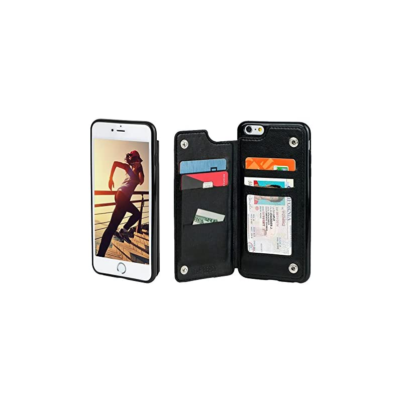 Gear Beast Lychee PU Leather Protective