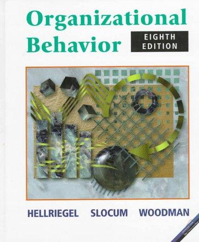 Organizational Behavior (Organizational Behaviour)