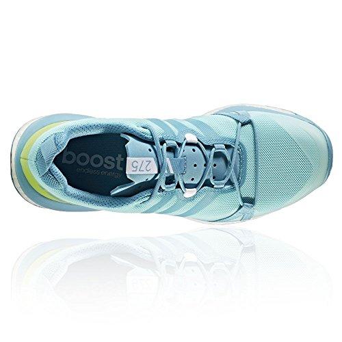 Chaussures Femme seamso Terrex Multicolore azuvap Adidas Randonne agucla Agravic W Basses De S4gZx0