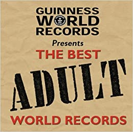 book record Guinness adult