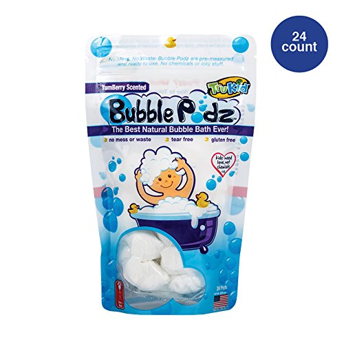 TruKid Yumberry Bubble Podz, 24 Count TK10882