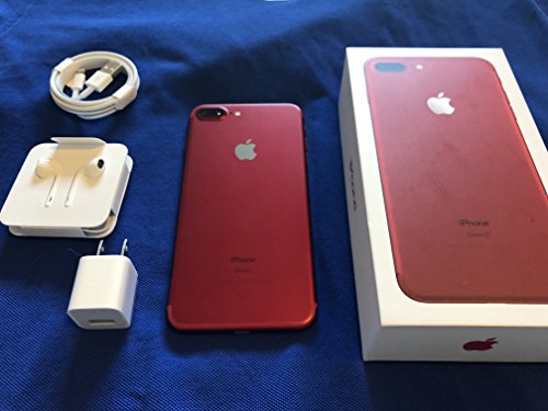 Apple iPhone 128 Unlocked Red product image