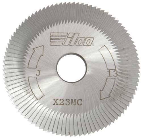 Kaba Ilco X23MC Cutter Blade for 045 Key Machine ()