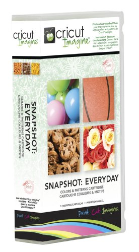 - Cricut Imagine Cartridge, Snapshot-Everyday