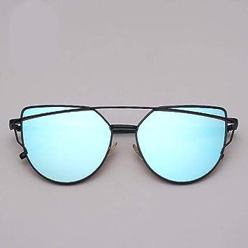 AMXZP Gafas de Sol Ojo de Gato Gafas de Sol Mujer Vintage ...