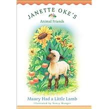 Maury Had a Little Lamb