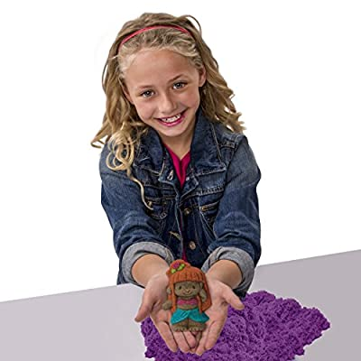 Kinetic Sand Girl's Wacky-Trinities Theme Accessory Pack: Toys & Games