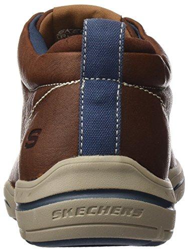Chukka Meldon Luggage Harper Men's USA Skechers Boot f0Ixa8qpw