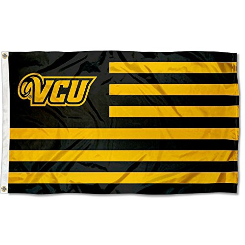 VCU Rams Stars and Stripes Nation College Flag by College Flags and Banners Co.