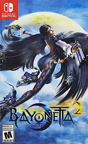 Bayonetta 2 (Physical Game Card) + Bayonetta (Digital Download) - Nintendo Switch (Resident Evil 5 Wii)