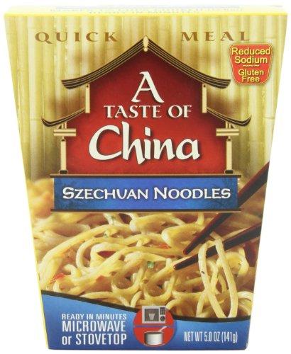 chuan Noodles, 5-Ounces (Pack of 6) (5 Ounce Rice Bowl)