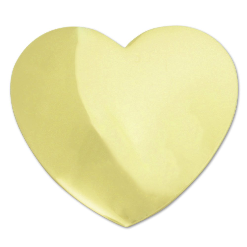 PinMart's Gold Heart Anniversary Valentine's Day Mother's Day Lapel Pin
