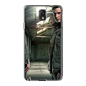 High Quality Cell-phone Hard Cover For Samsung Galaxy Note3 (zLk11599zjmE) Custom Trendy Breaking Benjamin Band Pattern