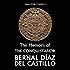 The Memoirs of the Conquistador Bernal Díaz del Castillo (Halcyon Classics)