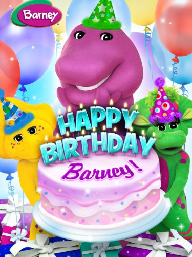 Barney: Happy Birthday -