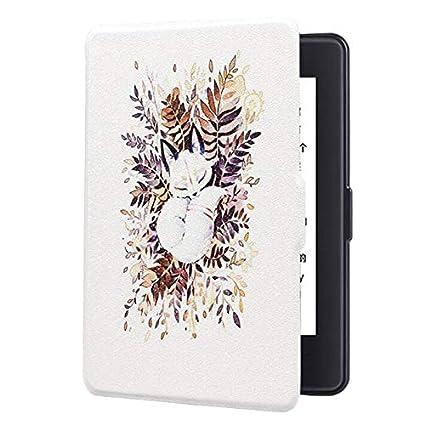 TOOGOO Funda Inteligente EBook para Amazon Paperwhite 1 2 3 Funda ...