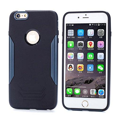the best attitude 24cd3 fd9b5 Amazon.com: Sprint iPhone 6S Plus Case, Shockproof Dual Layer Hybrid ...