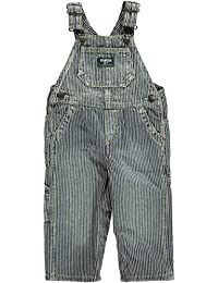 OshKosh B'gosh Baby Boys' Denim Overalls