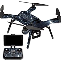 MightySkins Protective Vinyl Skin Decal for 3DR Solo Drone Quadcopter wrap cover sticker skins Wet Dreams