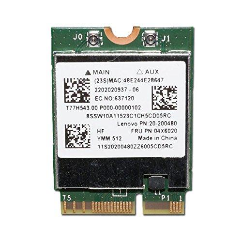 BCM94352Z WIFI Card+BT4.0 for Lenovo Lenovo Y50-80 Y50-70 Touch Yoga 3 Pro 1370 11E