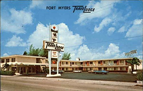fort-myers-travelodge-fort-myers-florida-original-vintage-postcard