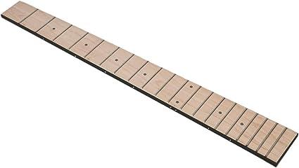 41 20 Trastes Guitarra Diapasón Madera De Arce Guitarra ...