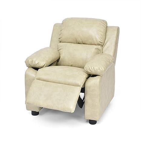 LIUYONGJUN Sofá para niños, multifunción, reclinable, de ...