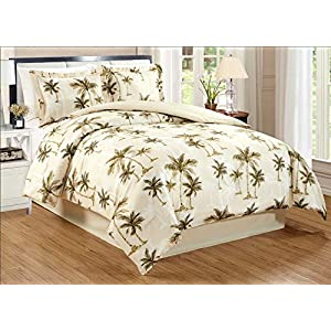 51W2d7vaelL._SS300_ Hawaii Themed Bedding Sets