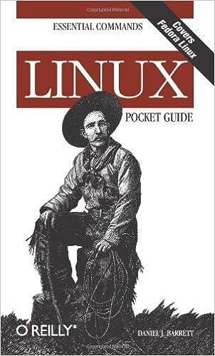 Téléchargements gratuits de livres électroniques Linux Pocket Guide by Daniel J. Barrett (2004) Paperback B00RKQL114 PDF iBook PDB