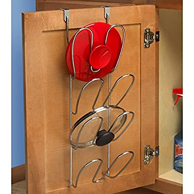 Spectrum Diversified Bloom Over The Cabinet Lid Organizer