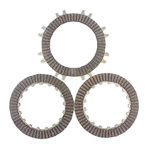 Wingsmoto Clutch Disc Plate Set 50 70 90 110cc Automatic Clutch ATV Dirt Pit - Dirt Bikes Automatic Clutch