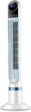 Opinión sobre FHDF Ventilador de torre silencioso portátil Enfriamiento con control remoto, ventilador potente Temporizador de 15 horas, 3 configuraciones de velocidad y operación silenciosa, para el dormitorio y l