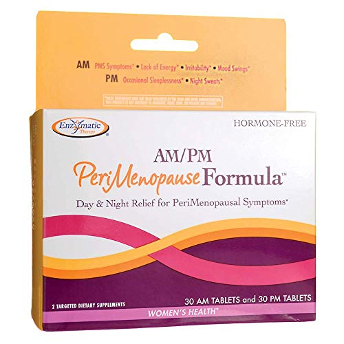 (Enzymatic Therapy - Am/Pm Perimenopause Formula, 1 kit [Health and Beauty] )