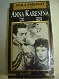 Anna Karenina Hollywood Gold Excelsior Collectors Edition VHS