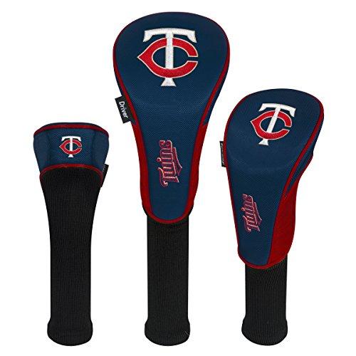 Team Effort MLB Minnesota Twins Set of Three Headcoversset of Three Headcovers, NA