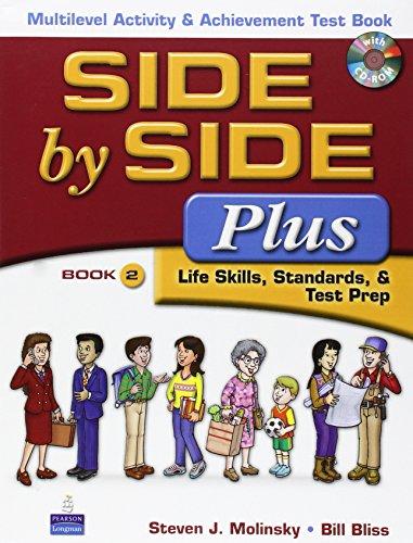 Side by Side Plus 2: Multilevel Activity & Achievement Test Book