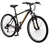 Schwinn Men's High Timber Mountain Bicycle, 18'/Medium, Black