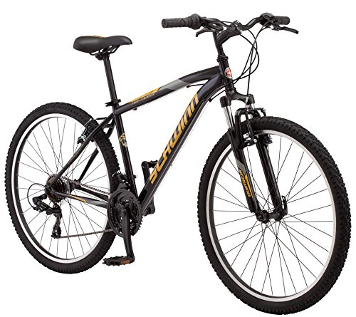 "Schwinn Men's High Timber Mountain Bicycle, 18""/Medium, Black"