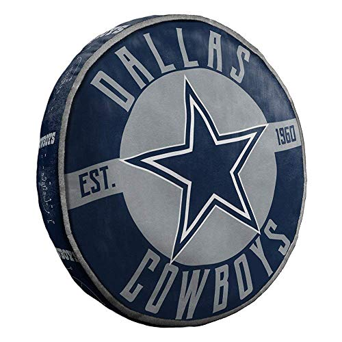 - The Northwest Company NFL Dallas Cowboys Sports Fan Bed Pillows, Team Color, One Size