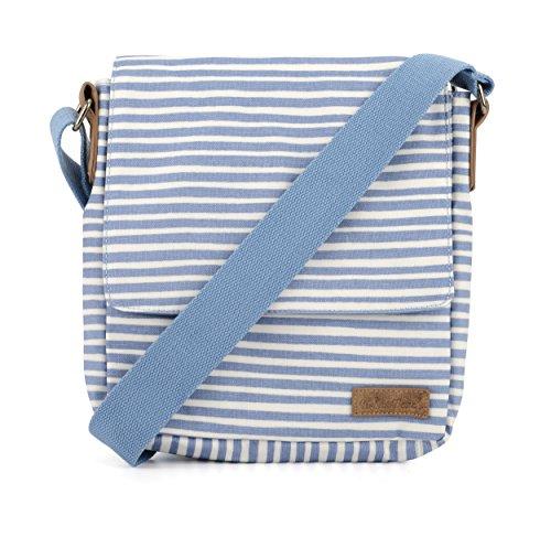 Urban Beach Strandtasche, blau (Blau) - UBEAW30-04BL