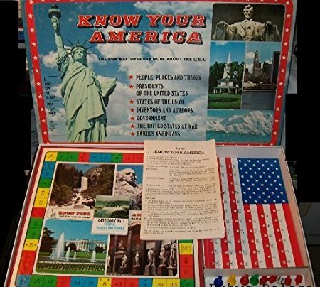 your america board game - 4