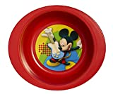 The First Years Disney Baby Mickey Mouse Toddler Bowl, Colors May Vary