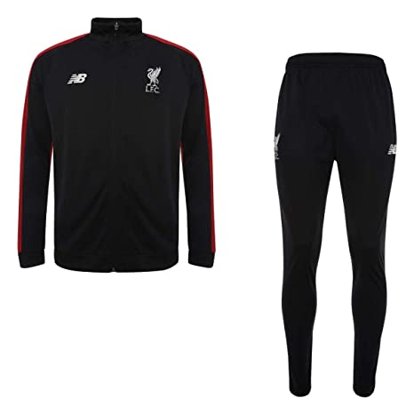 Allenamento calcio Liverpool modello
