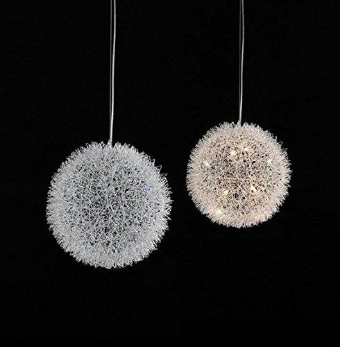 Modern minimalist LED fireworks chandeliers personality starry sky chandeliers mall hotel villa Pendant Lights TA0127PY1 ( Size : L - Mall Sky