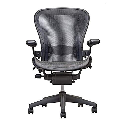 Herman Miller Executive Chair (Herman Miller Classic Aeron Fully Loaded Size B)