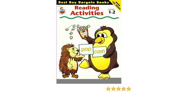 Reading Activities 1-2: Frank Schaffer: 0017257320300: Amazon.com ...