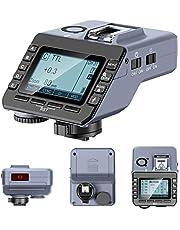 Neewer Q-S TTL Draadloze Flash Trigger, Compatibel met Sony Mirrorless Camera en Q3 NW655 S101 PRO Flash Monolight, 1/8000s HSS, 5 afzonderlijke groepsknoppen, verplaatst controle-wiel, AF Assist Light