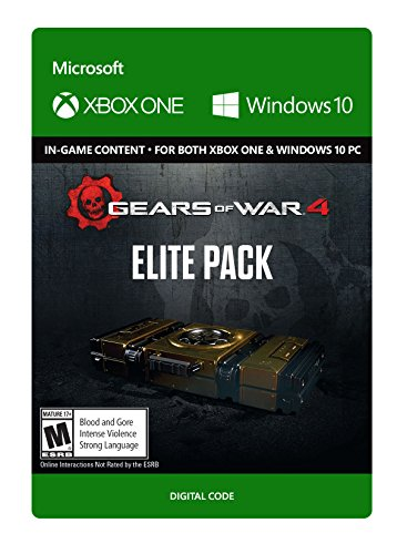 Gears of War 4: Elite Pack   - Xbox One / Windows 10 Digital Code