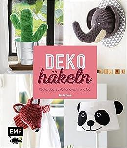 Deko Häkeln Bücherdackel Vorhangfuchs Und Co Amazonde Anisbee
